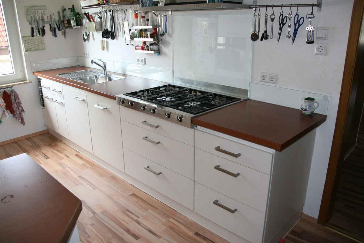 wasserschaden küche trocknen